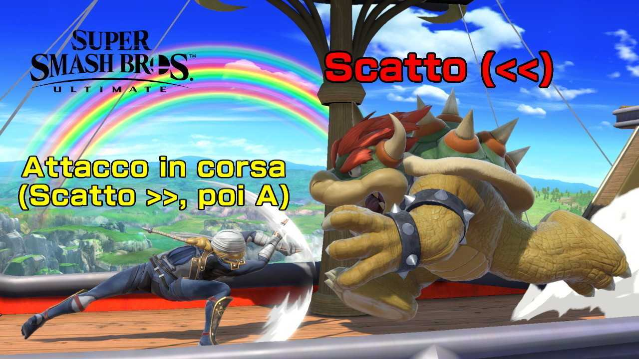 Guida ai personaggi di Super Smash Bros. Ultimate (parte 3)