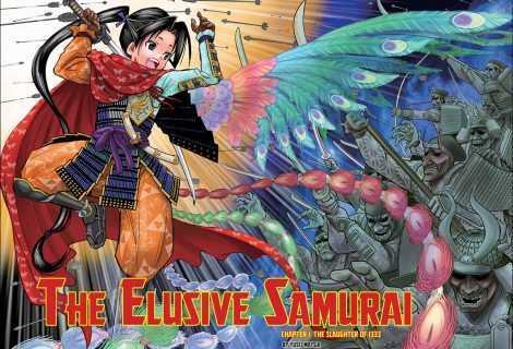 The Elusive Samurai: prime impressioni sul manga di Matsui