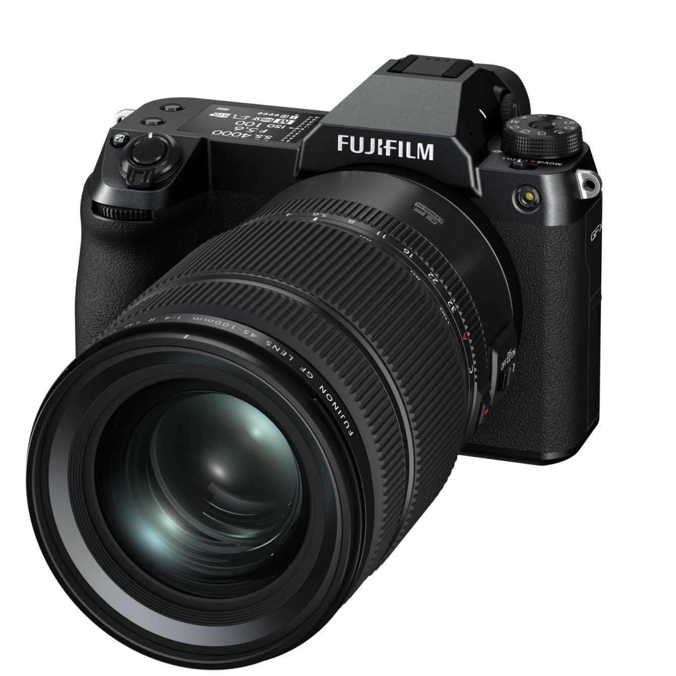 FUJIFILM GFX 100S: la medio formato compatta e che prezzo!