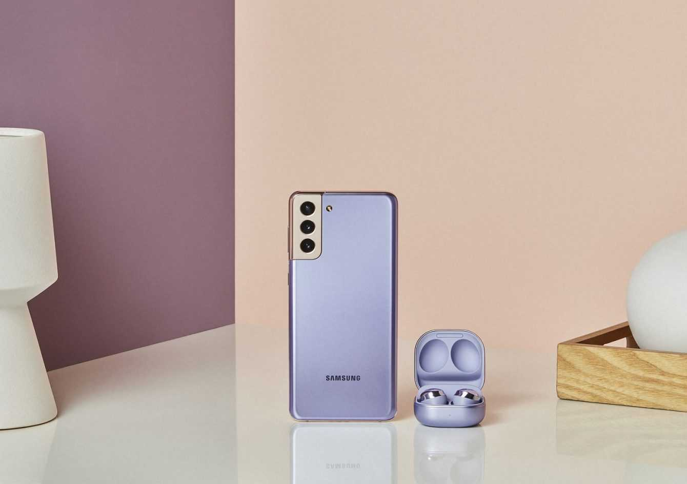 Samsung Unpacked 2021: Galaxy Buds Pro e SmartThings Find