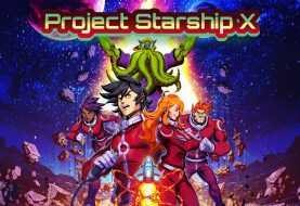 Recensione Project Starship X: un bullet hell stroboscopico