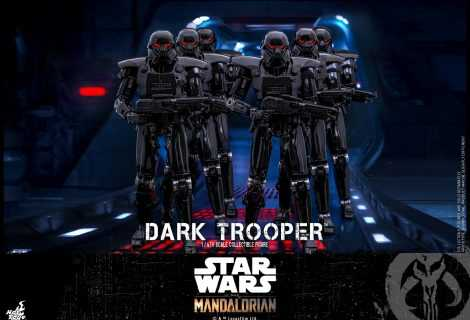 The Mandalorian: arrivano le action figure dei Dark Trooper