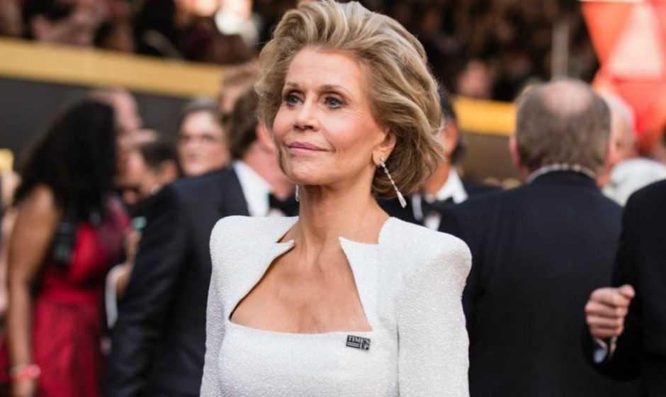 Jane Fonda: premio alla carriera ai prossimi Golden Globe