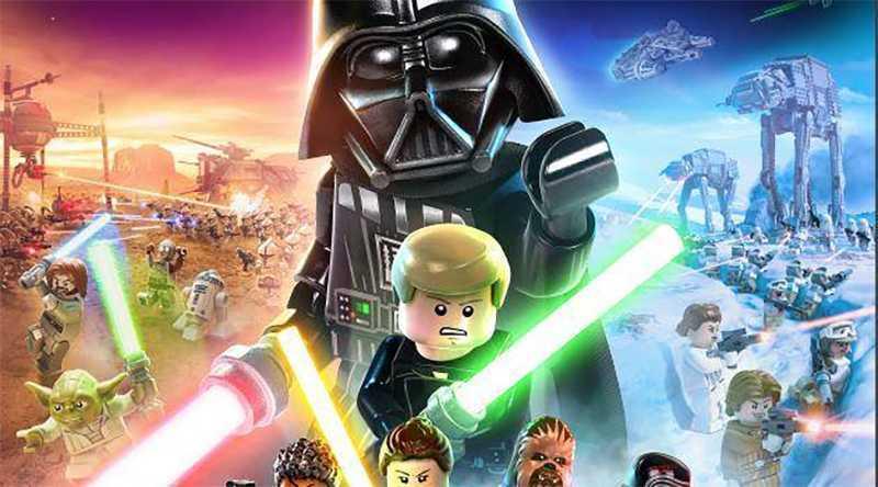 LEGO Star Wars The Skywalker Saga: 300 i personaggi giocabili