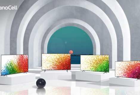 TV LG: OLED, Mini LED e molto altro nella gamma 2021