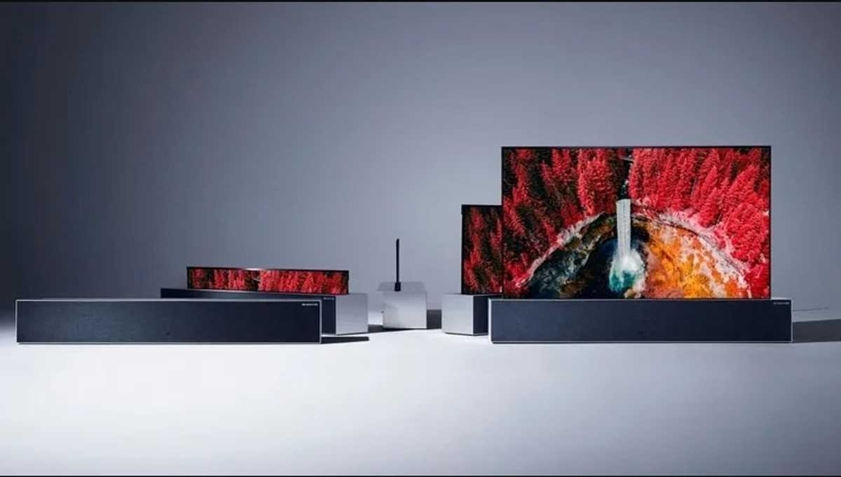 LG Display: un pannello OLED flessibile per il gaming