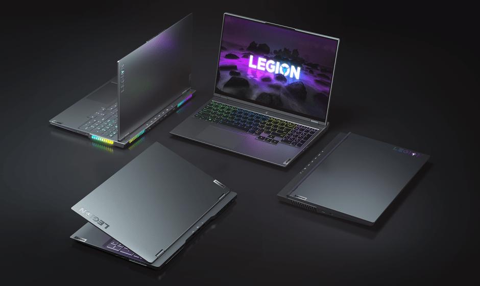 Lenovo Legion: tanti prodotti da gaming al CES 2021
