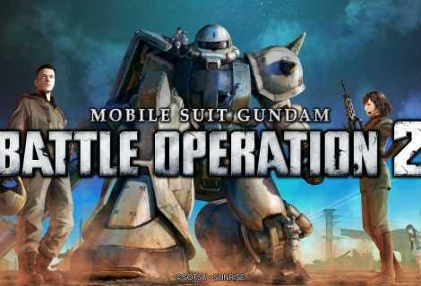 Mobile Suit Gundam Battle Operation 2 è ora disponibile per PS5