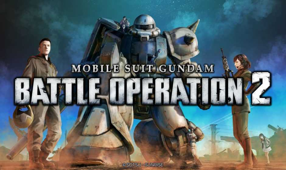 Mobile Suit Gundam Battle Operation 2 è ora disponibile per PS5