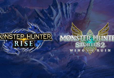 Monster Hunter Rise e Stories 2: nuove informazioni a gennaio