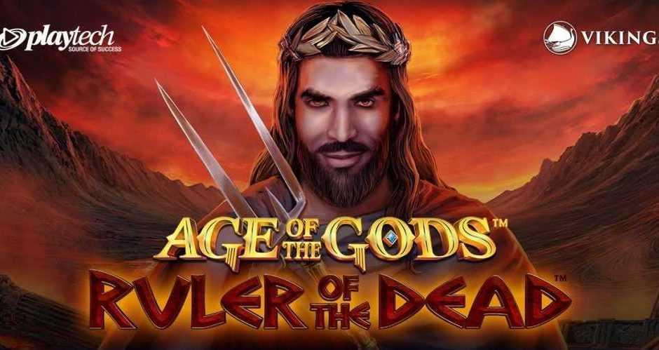 Ruler of the Dead: scopriamo la nuova slot della serie Age of the Gods