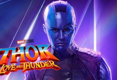 Thor: Love and Thunder, Karen Gillan torna con Nebula?