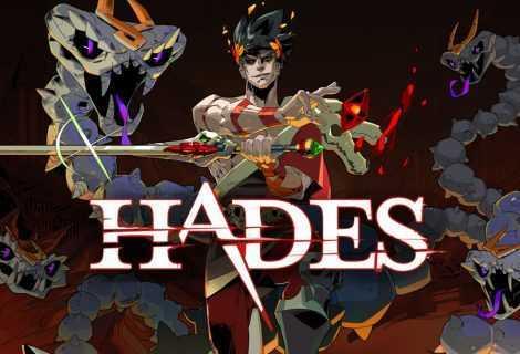Hades: in origine il protagonista sarebbe dovuto essere un altro
