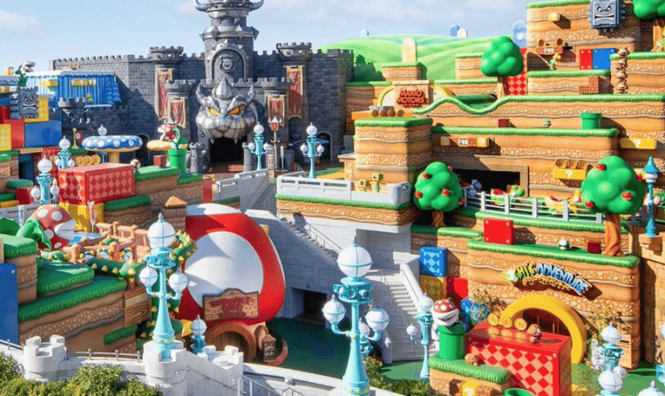 Super Nintendo World: ecco il trailer del tour virtuale!