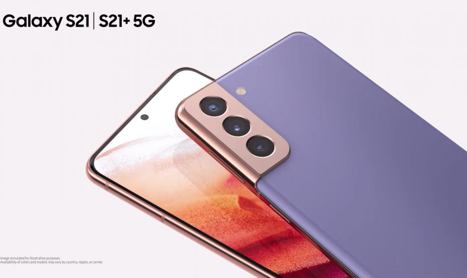 Samsung Galaxy S21 e S21+: novità e prezzi