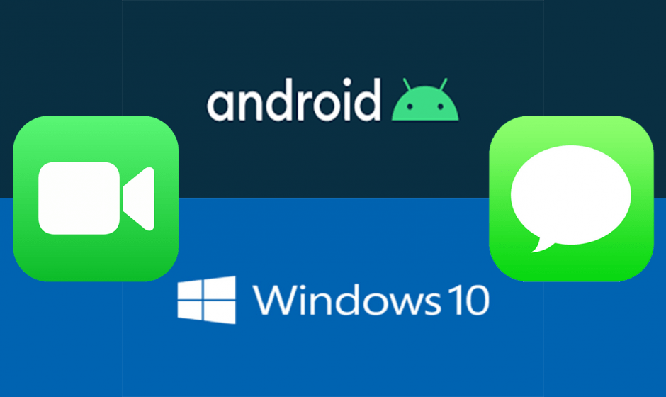 iMessage e FaceTime: in arrivo le app per Windows e Android