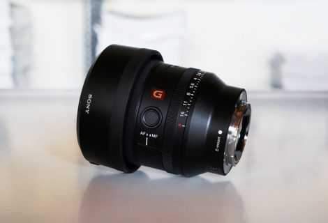Sony: presentato il nuovo obiettivo FE 35mm F1.4 GM