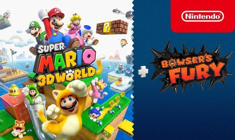 Super Mario 3D World + Bowser's Fury, svelati frame rate e risoluzione