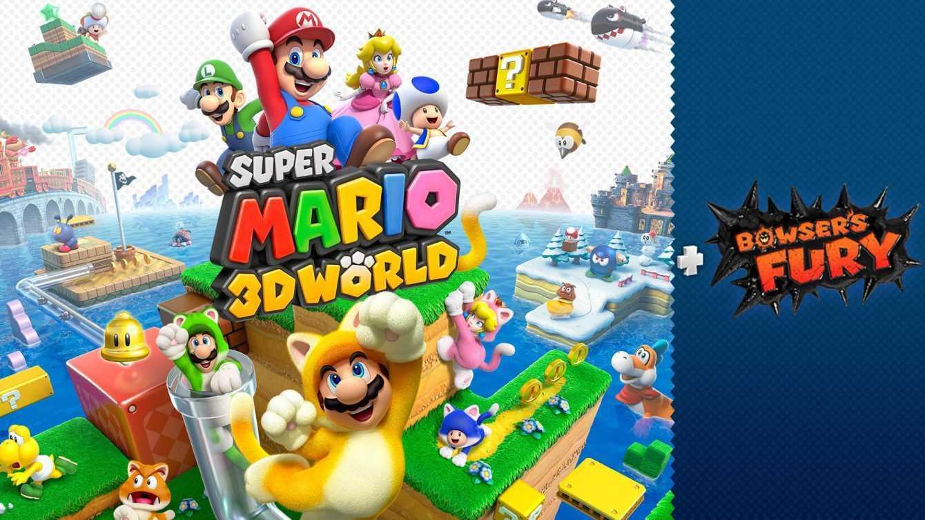Super Mario 3D World + Bowser's Fury: online il sito ufficiale