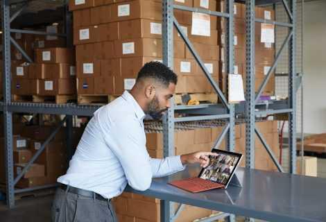 Microsoft Surface Pro 7+ for Business: produttività in formato 2in1