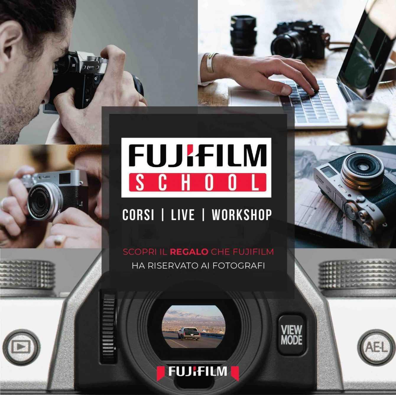 Fujifilm School: la nuova piattaforma educational
