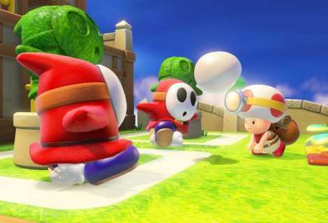 Super Mario 3D World + Bowser's Fury: multiplayer per Capitan Toad