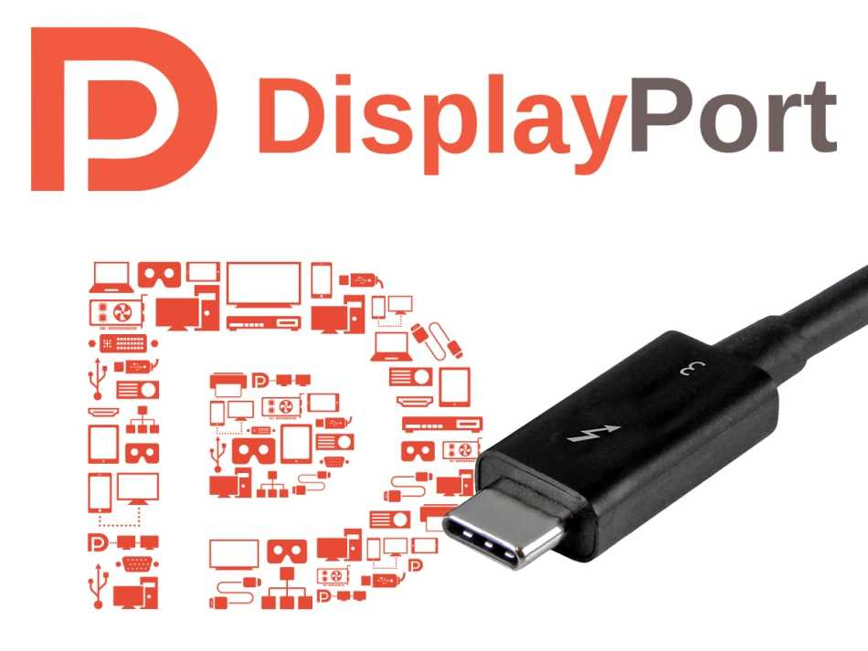 DisplayPort 2.0: in arrivo entro la fine del 2021
