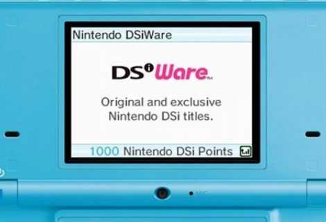 Nintendo eShop: sparizione improvvisa dei giochi DSiWare