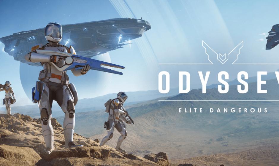 Elite Dangerous: Odyssey è stato rimandato