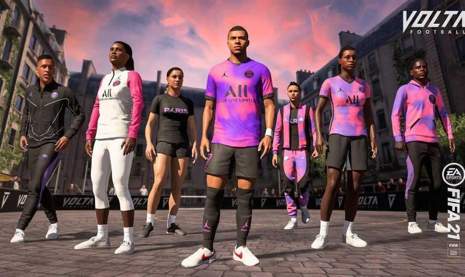 FIFA 21: annunciato il quarto kit del PSG