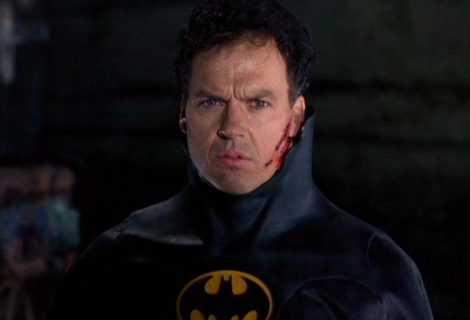 Michael Keaton: ritorno nei panni di Batman nel film The Flash