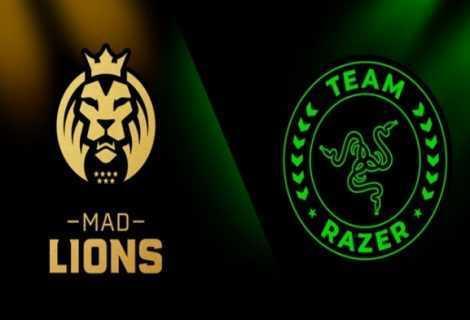 Razer: stretta una partnership con i MAD Lions