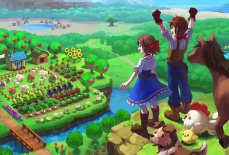 Harvest Moon One World: il gioco è stato annunciato per Xbox One