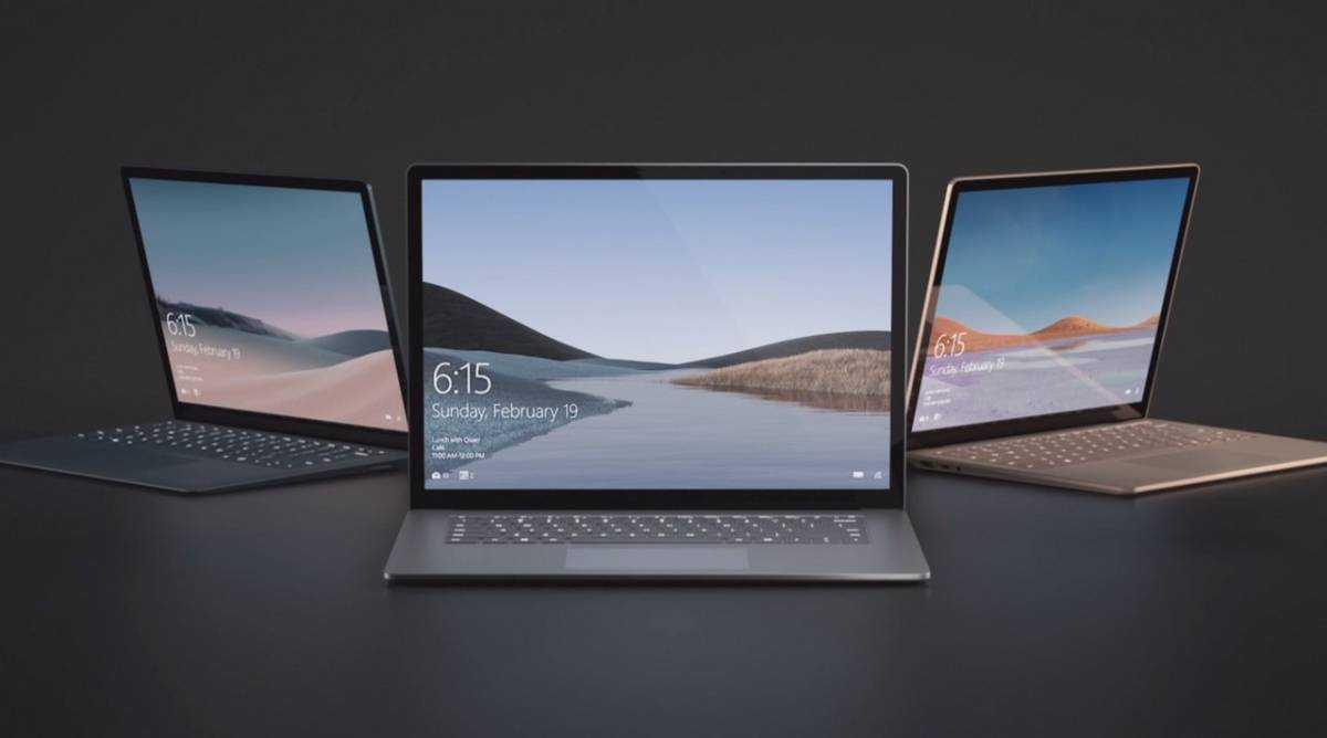 Surface Laptop 4: nuove informazioni su data di uscita, prezzi e specifiche