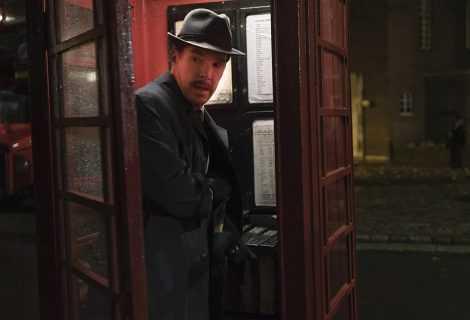 L'ombra delle spie: le foto promozionali del film con Benedict Cumberbatch