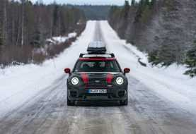 In Lapponia a bordo della MINI John Cooper Works Clubman