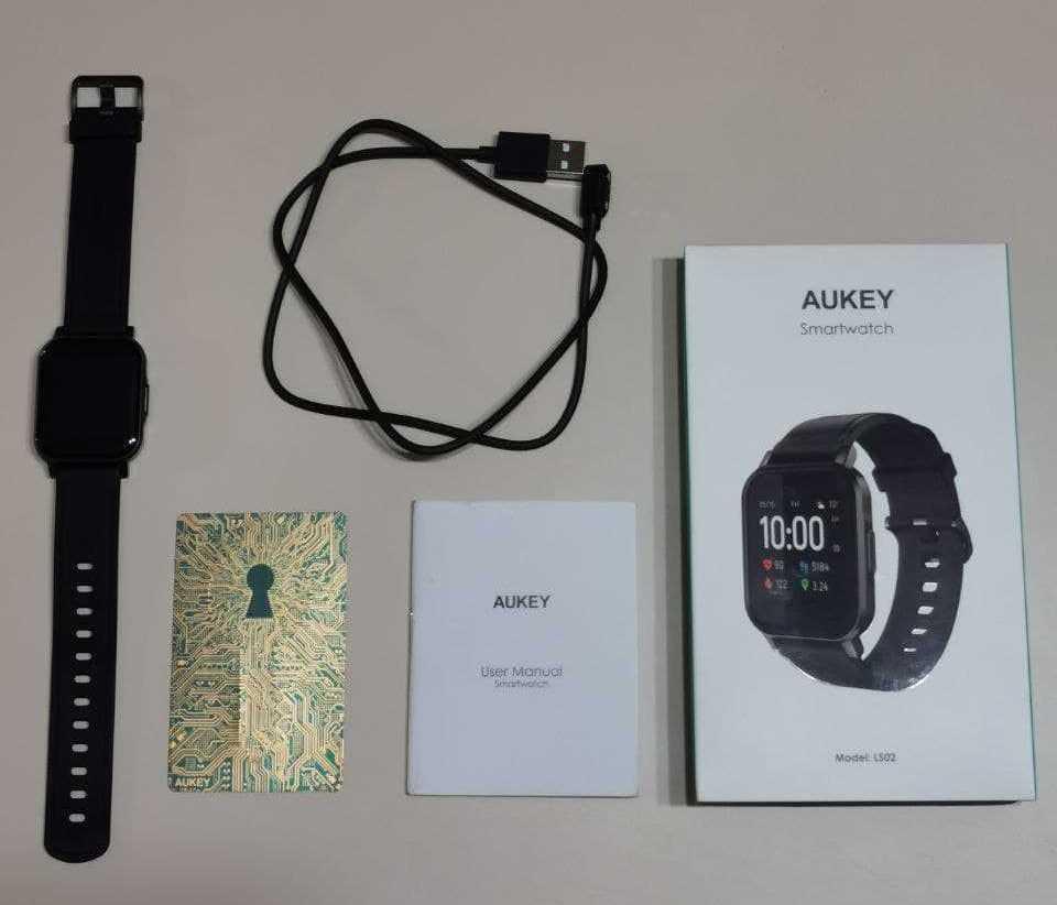 Recensione Aukey Smartwatch LS02: preciso e lowcost