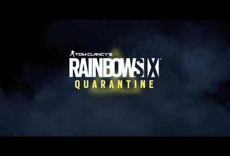 Rainbow Six Quarantine: cambio di nome in arrivo?