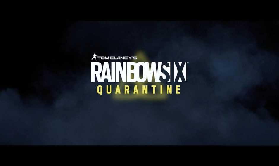 Rainbow Six Quarantine: il nuovo titolo del gioco non sarà Parasite