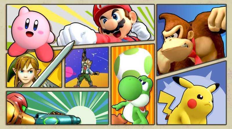 Guida ai personaggi di Super Smash Bros. Ultimate (parte 1)