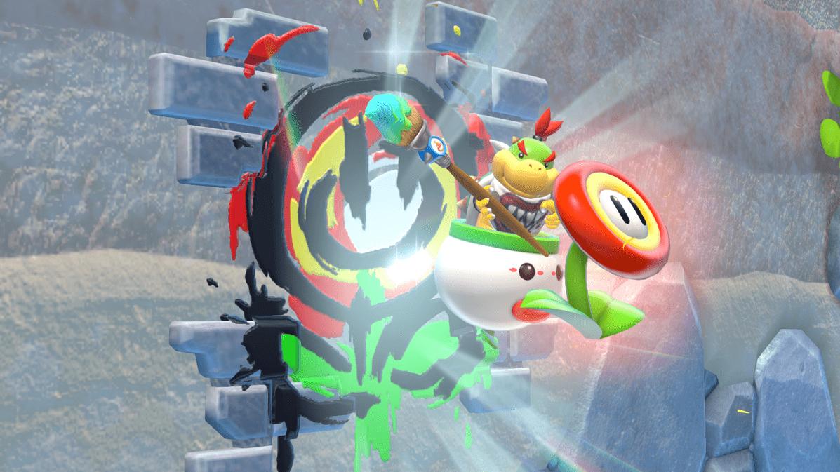 Super Mario 3D World + Bowser's Fury: potrete decidere quanto essere aiutati da Bowser Junior