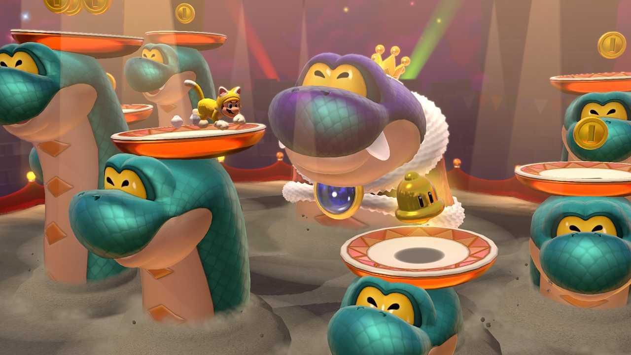 Super Mario 3D World + Bowser's Fury: il movimento dei personaggi è velocizzato rispetto al gioco originale