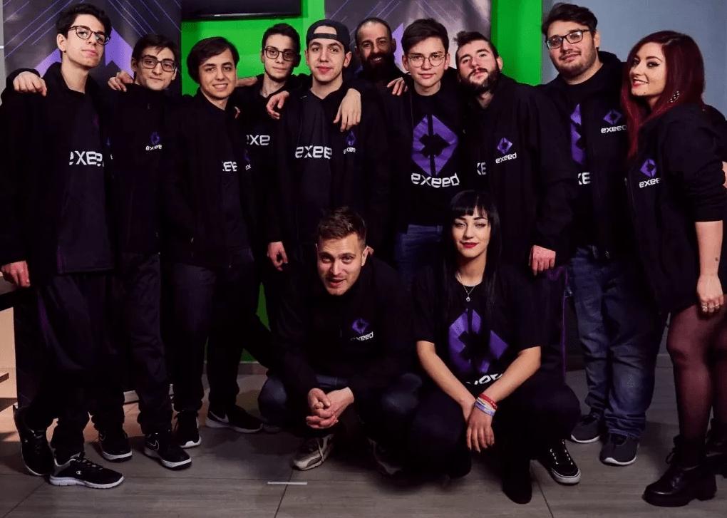 Il team Exeed rinnova la partnership con Corsair e Elgato