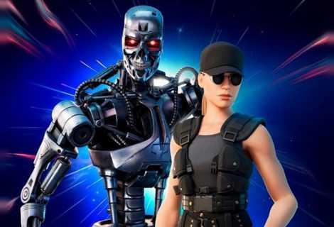 Fortnite: skin da Terminator nel negozio oggetti