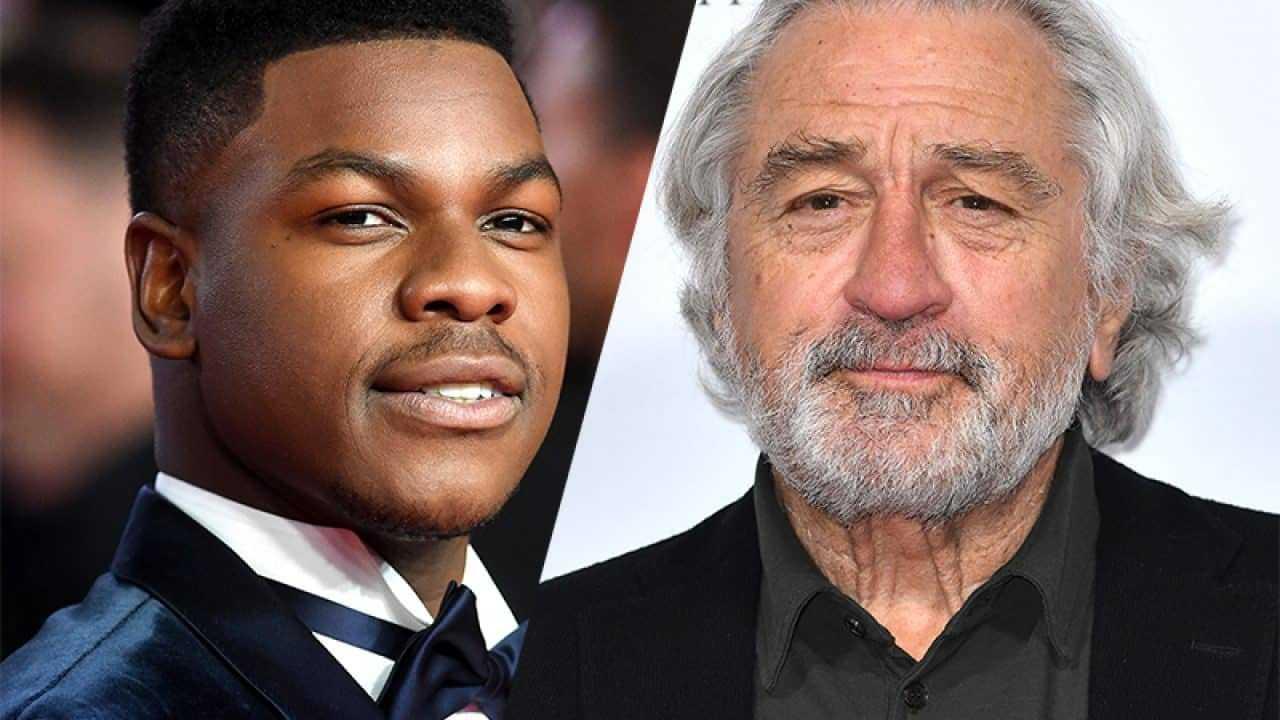 The Formula: Robert De Niro e John Boyega insieme per Netflix