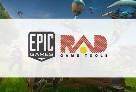 Epic Games: Rad Game Tools è l'ultimo acquisto