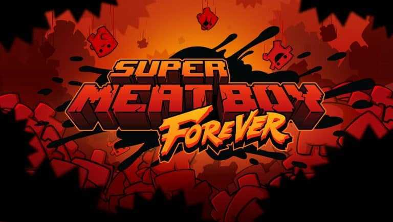 Super Meat Boy Forever: nuova patch per Nintendo Switch