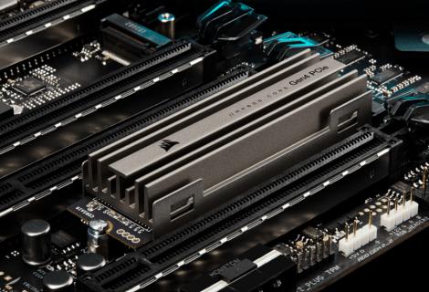 Corsair: ecco le nuove SSD con tecnologia Gen4 M.2 NVMe