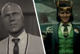 WandaVision: Tom Hiddleston scherza con Paul Bettany