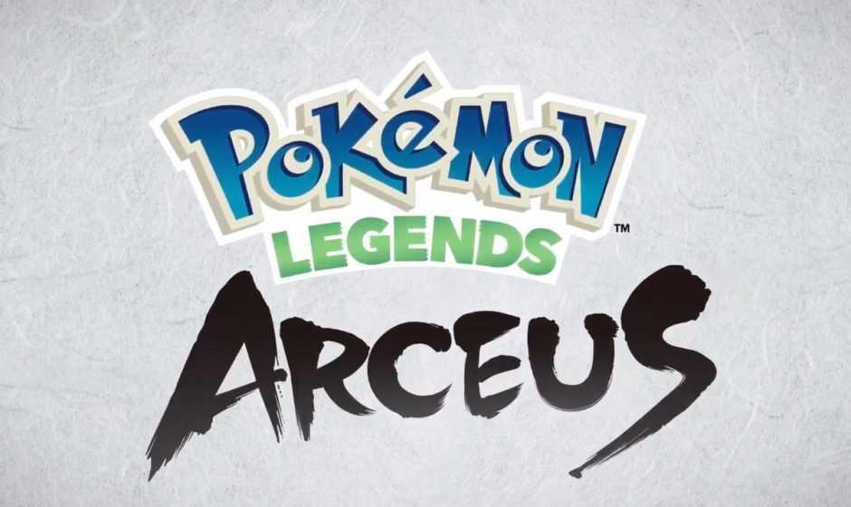 Pokémon Presents: annunciato Pokémon Legends Arceus